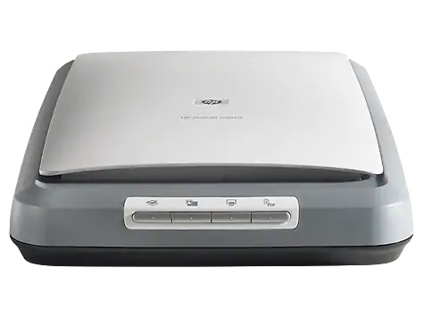 HP Scanjet G3010